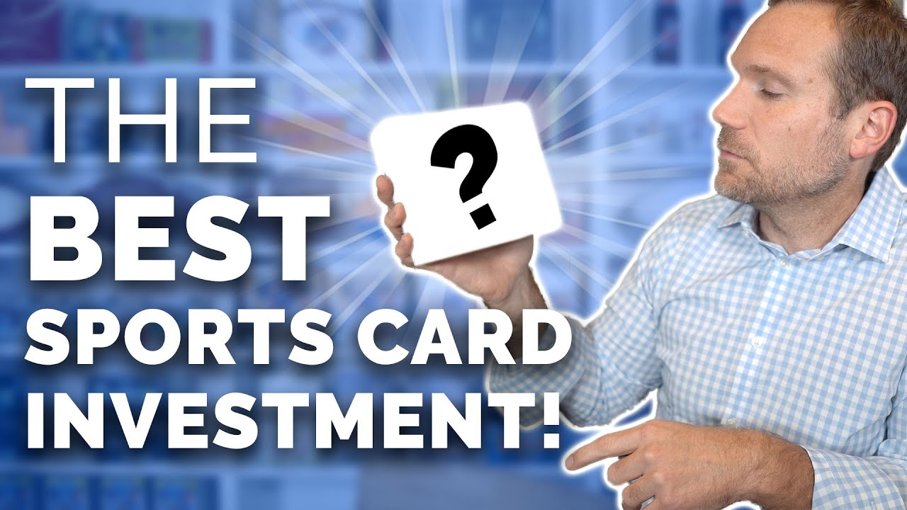 The #1 BEST Sports Card Investment RIGHT NOW!