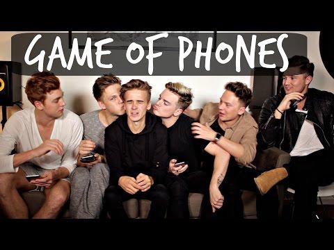 GAME OF PHONES CHALLENGE