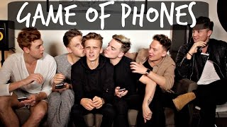 GAME OF PHONES CHALLENGE thumbnail