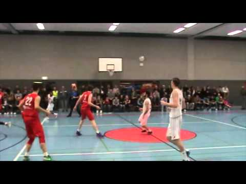 Richard Carter #3 Swiss Central 2015-2016 Part 1