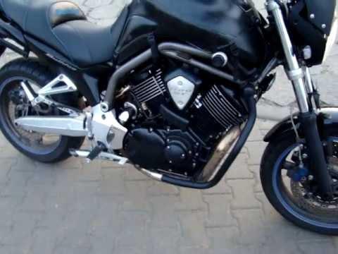 Yamaha Bt 1100 Bulldog Custom Short Exhaust
