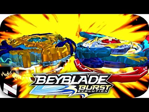 VALTRYEK V3, FAFNIR F3 AND WYVRON W3 In the BEYBLADE BURST APP || Beyblade Burst Evolution!!