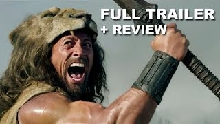 hercules the thracian wars official trailer   trailer review 2014 hd plus