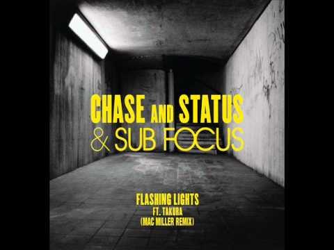 Chase & Status - Flashing Lights (Mac Miller Remix)(FREE DL and Lyrics) mp3