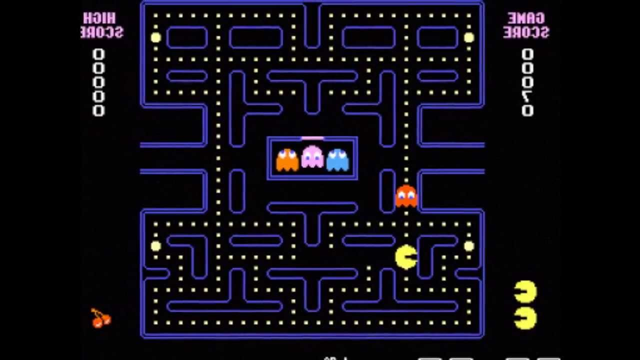 This is a picture of Playful Pics of Pacman