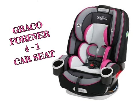 compare graco 39 s 4ever and milestone car seats doovi. Black Bedroom Furniture Sets. Home Design Ideas