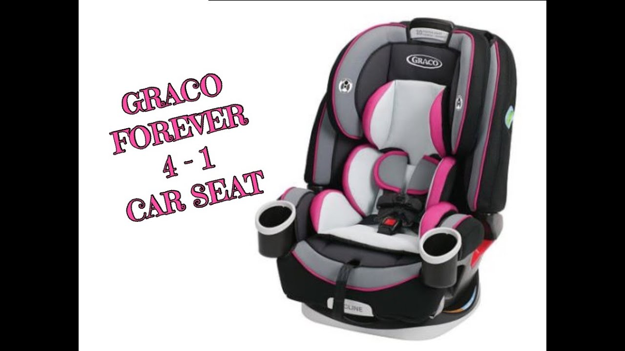 844e7d160bb92 GRACO 4EVER ALL IN ONE CONVERTIBLE CAR SEAT!