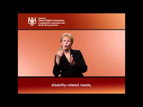 Human Rights and Disability 5