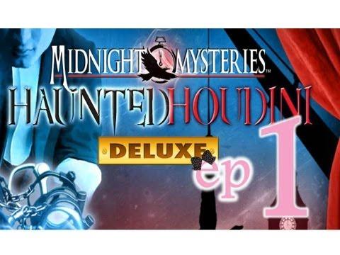 Midnight Mysteries 4: Haunted Houdini - Ep1 - w/Wardfire |