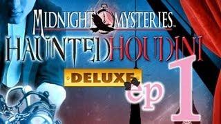 Midnight Mysteries 4: Haunted Houdini - Ep1 - w/Wardfire