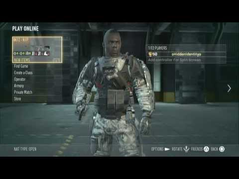 Call of Duty: Advanced Warfare - God Account Giveaway #4 - YouTube