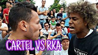 ((BATALLON)) CARTEL(VEN) VS RKA(COL) || FREESTYLE BUCARAMANGA || SKILLS MIC™