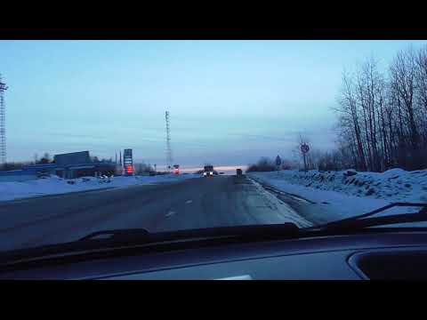 Состояние дорог в марте 2020 в Зуевском районе Кировской области.