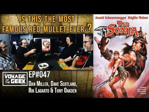 Red Sonja - VoG - Podcast - #047