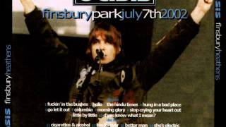 Oasis - Live @ Finsbury Park 2002 [Full Concert] (Audio)