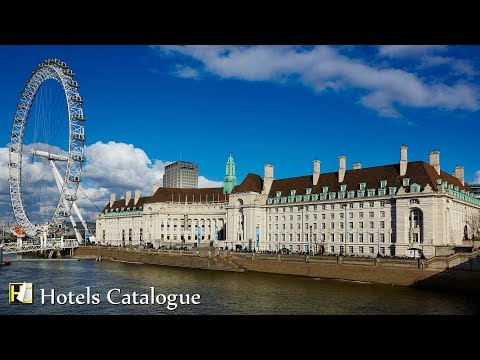 London Marriott Hotel Tour - Classic And Luxury Hotel In County Hall UK