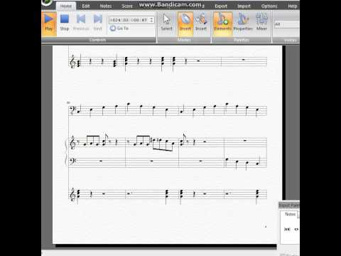Review: Forte Notation Software