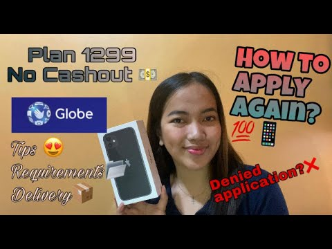 Globe Installment Plan | How to Apply Again after Getting Denied?
