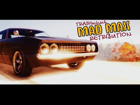 MAD MAX: Retribution - Prologue | GTA Online Machinima (ROCKSTAR EDITOR)