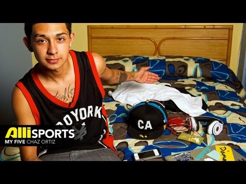 Chaz Ortiz 5 Skateboard Tricks + Questions AlliSports My Five