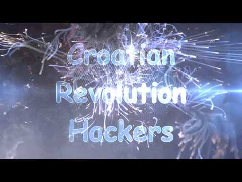 Croatian Revolution Hackers Intro #2 ||||CroBlackOut|||| by me