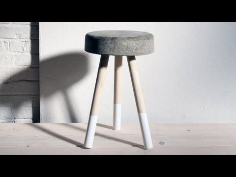 HomeMade Modern, Episode 8 – DIY $5 Bucket Stool