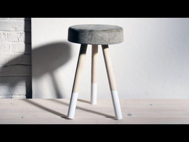 HomeMade Modern, Episode 8 -- DIY $5 Bucket Stool