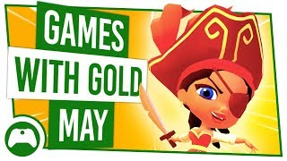 Free Xbox Games With Gold | May 2019