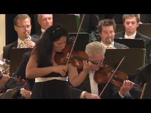 Karin Adam spielt P.I.Tschaikowsky: Violinkonzert op.35