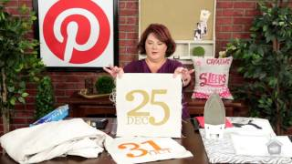 Inspired by Pinterest: DIY Drop Cloth Projects