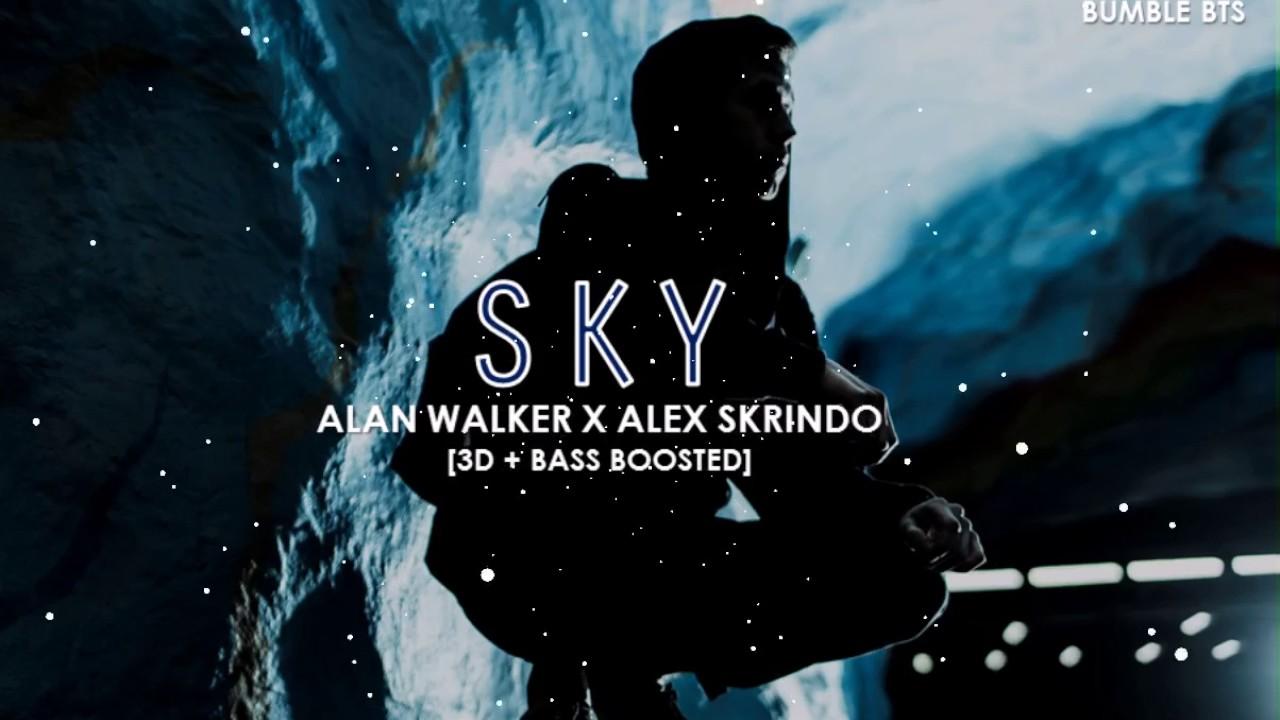 Bts Hd Wallpaper Desktop 3d Bass Boosted Alan Walker X Alex Skrindo Sky