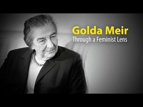 Golda Meir Through a Feminist Lens