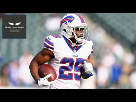 Bills RB LeSean McCoy was the most impressive running back in the NFL in 2016