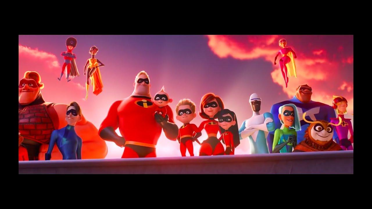 Download Incredibles 2   Final Battle