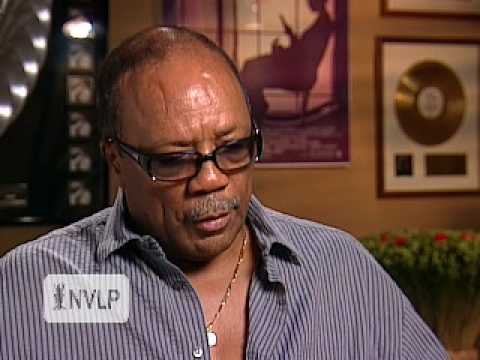 Quincy Jones talks about Michael Jackson