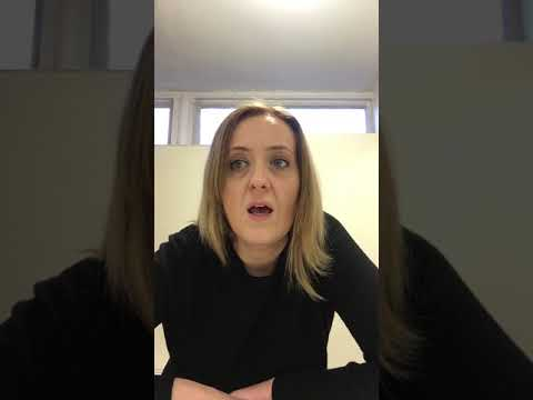Video testimonial from mum about her daughter, Emily
