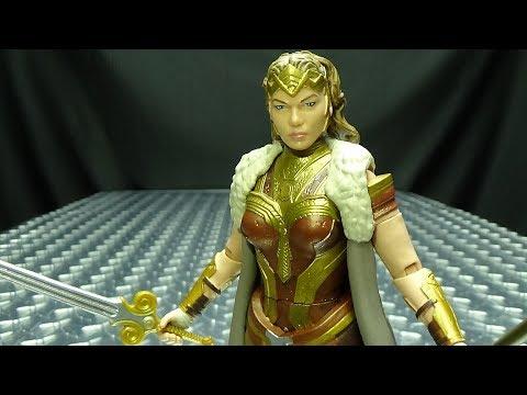 DC Multiverse Wonder Woman QUEEN HIPPOLYTA: EmGo