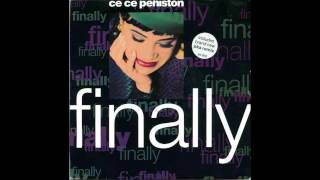 "CeCe Peniston - Finally (7"" Choice Mix w/out Rap Radio Fade) HQ"