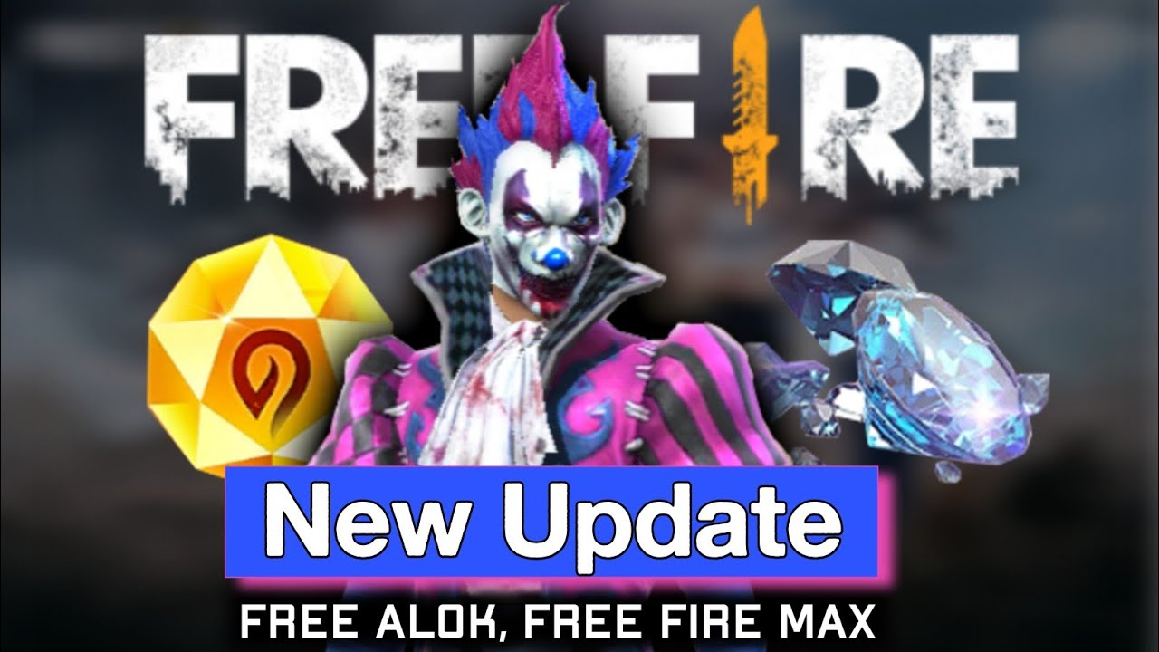 Free Fire New Update, Upcoming New Event - Garena Free Fire