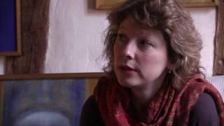RENCONTRE : Frédérique LEMARCHAND, artiste-peintre à Vézelay (89)
