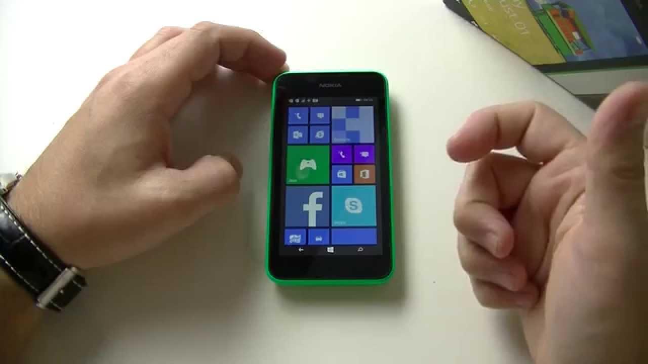 Test: Lumia 530
