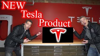 Unboxing an Unannounced Tesla Product! Would You Buy One?