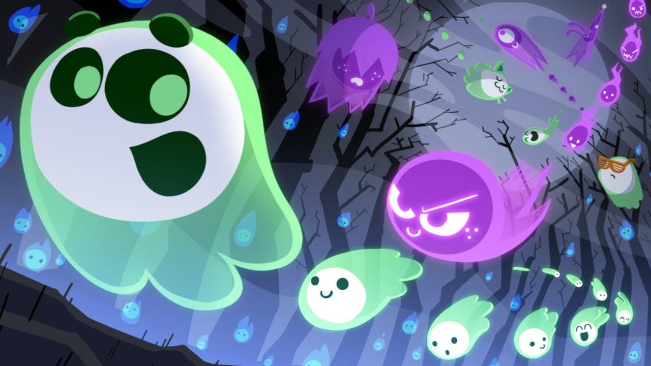 Halloween Google Doodle 2018 Online Multiplayer Game