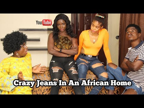 Download Crazy Jeans In An African Home - Mc Shem Comedian