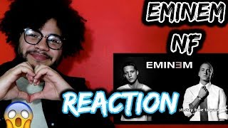 Eminem ft NF -Beautiful therapy  *AMAZING*  REACTION & THOUGHTS | JAYVISIONS