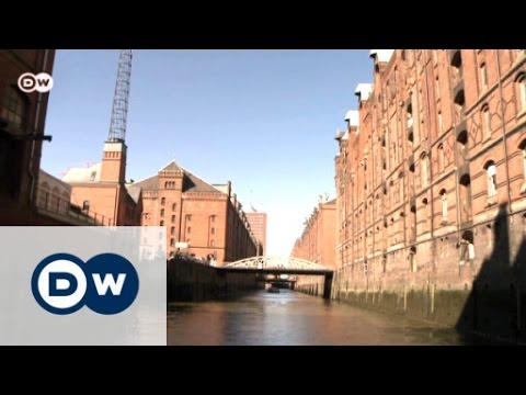 Hamburg - Welterbekandidat Speicherstadt   Hin & weg