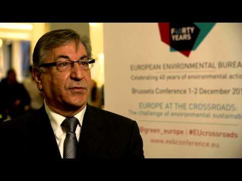 Karmenu Vella, EU Commissioner for the Environment, Maritime Affairs and Fisheries, #EUcrossroads