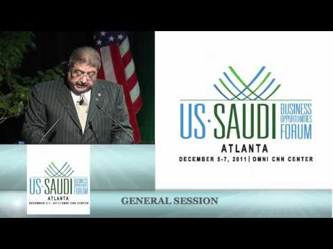 Business Forum: Education - Investing - Prince Faisal
