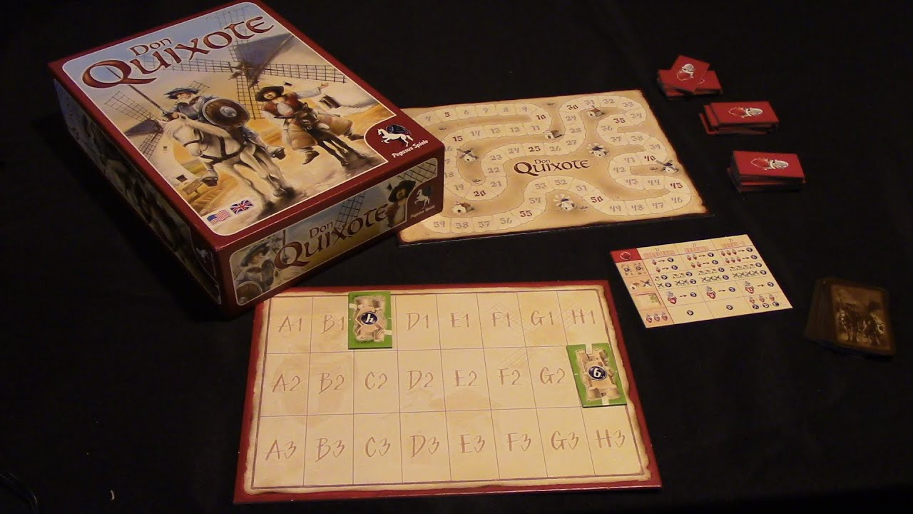 Don Quixote Game