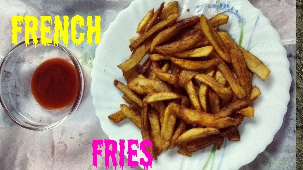 Mcdonald Food French Fries At Home फ र च फ र इज